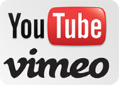 youtube vimeo